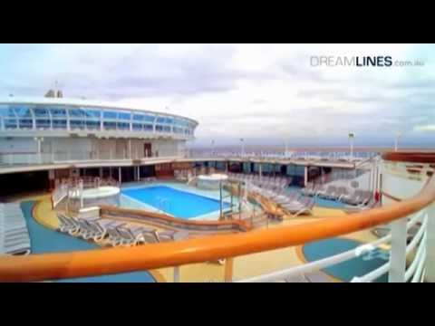 Pacific Princess - Video Tour and General Information