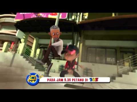 Trailer Boboiboy phần 3 tập 8 (Vietsub)