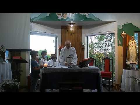 Santa Missa | 20.02.2021 | Sábado | Padre José Sometti | ANSPAZ