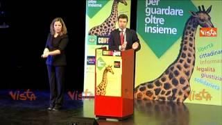 ORLANDO CARCERI STRASBURGO HA RICONOSCIUTO PROGRESSI FATTI DA ITALIA 24-10-14