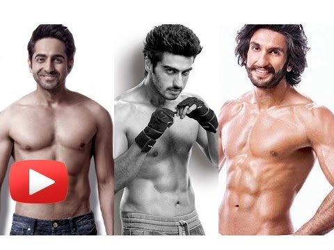 Displaying (16) Gallery Images For Arjun Kapoor Six Pack...