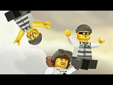 Lego City:  Sope�n� vandali