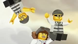 Lego City:  Sopeční vandali