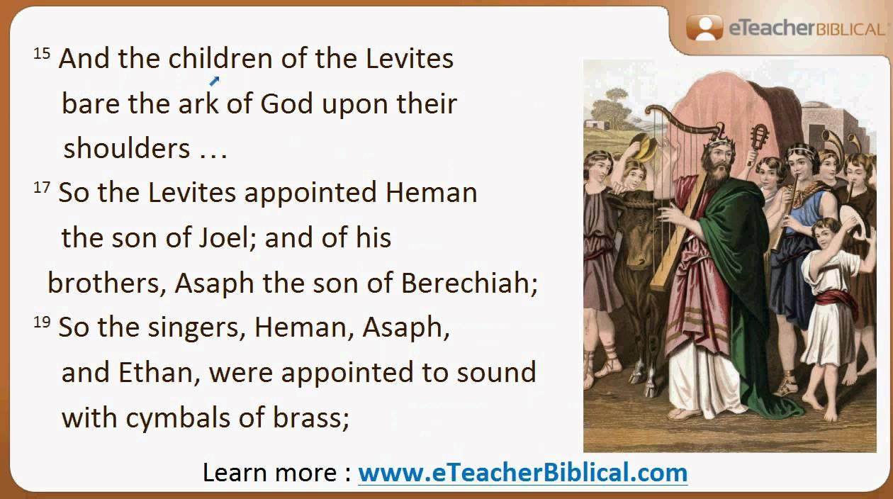 Psalms of Asaph - Wikipedia