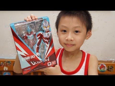 臭Fing介紹:Ultra-Act Ultraman Ginga (2014-06-20)m