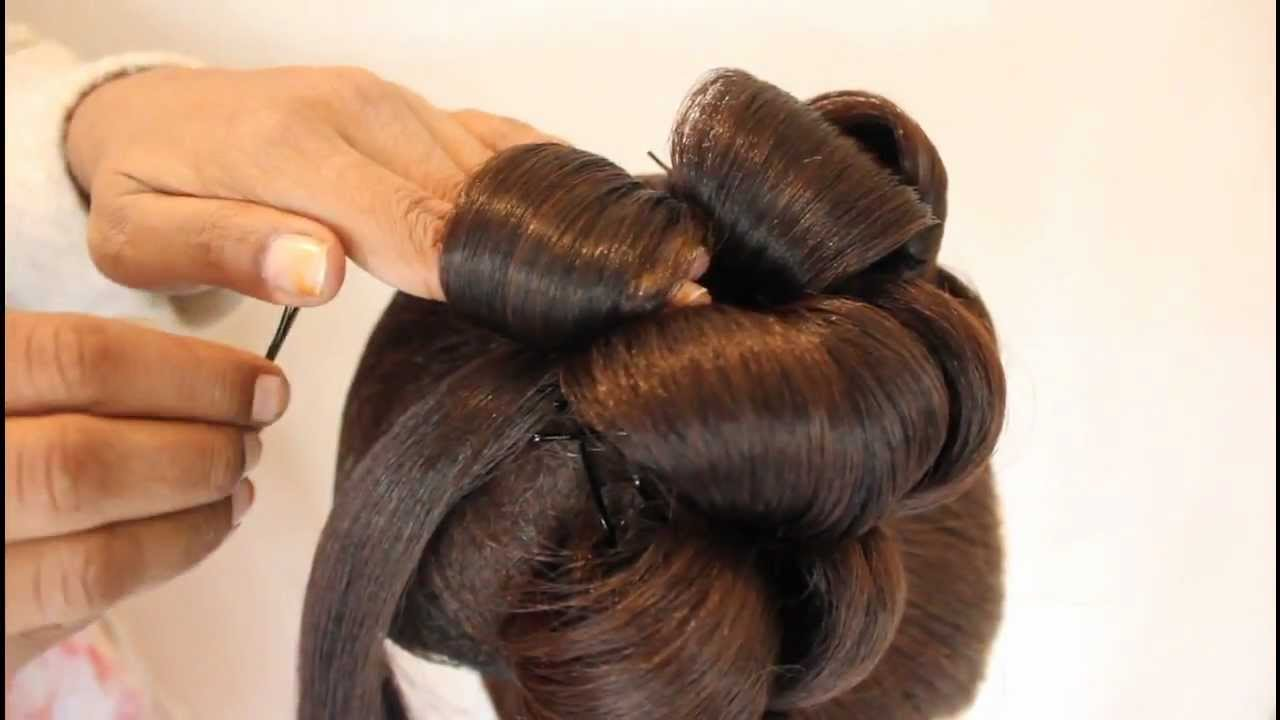 Hairstyle Juda Step By Step Hairstylegalleries Com