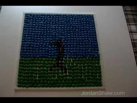 M & M Stop Motion