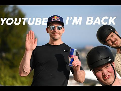 YOUTUBE IM BACK! INTRO AND CROSSFIT OPEN 21.1
