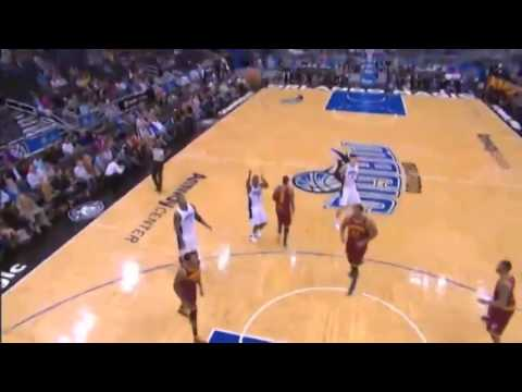 Victor Oladipo's Drains a Deep Three   Cavaliers vs Magic   December 13  2013   NBA 2013 14 Season
