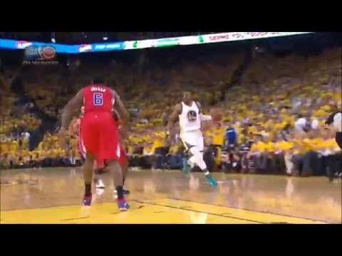 Warriors 2014 Playoffs: R1G6 vs. Clippers