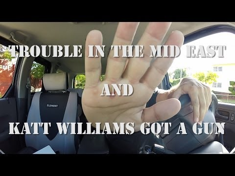 TROUBLE IN THE MID EAST (AGAIN) & KATT WILLIAMS LOSES IT (AGAIN) #RSDS 7-2-14
