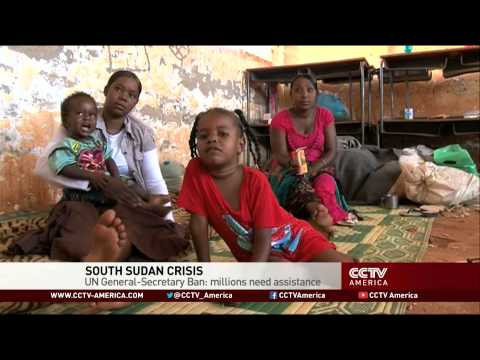 UN General-Secretary: Millions Need Assistance in S.Sudan