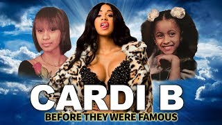 Cardi B | EPIC Before They Were Famous | Biography from 0 to now