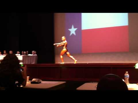 2011 WNBF Pro Men's Southern Natural Championships Miles Stovall