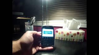 BlackBerry Curve 9320 Hard Reset