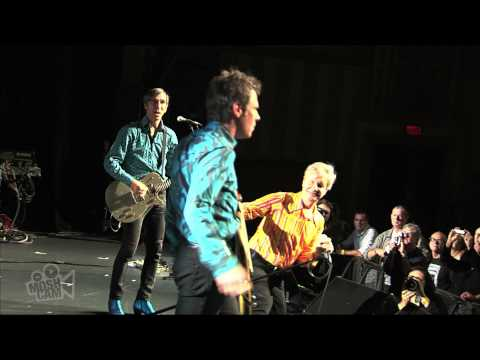 The Fleshtones - Intro (Live at Dig It Up! Sydney) | Moshcam