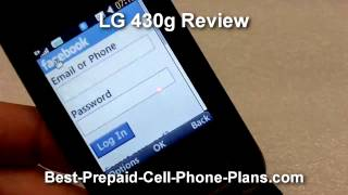 Tracfone LG 430g Review
