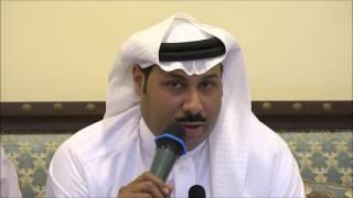 الليلة الرمضانية السادسة المسرح السعودي تجربته وحضوره للدكتور سامي الجمعان