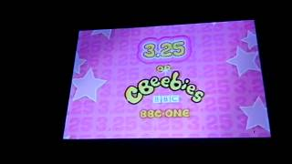 Cbeebies On BBC Two Closedown: September 2003