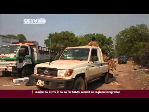 SOUTH SUDAN CONFLICT: Bor in ruins after changing hands 4 times in a month