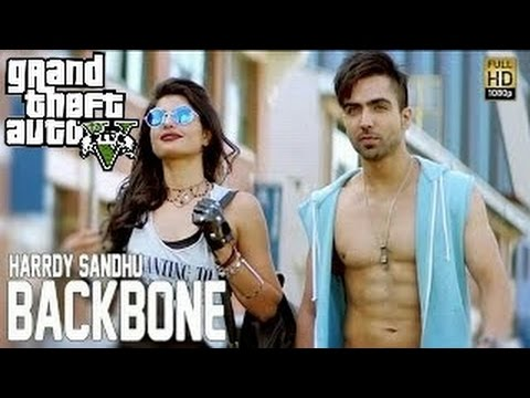 youtube video Hardy Sandhu - Backbone (GTA 5) | Jaani | B Praak | GTA VERSION | Latest Romantic Song 2017 to 3GP conversion