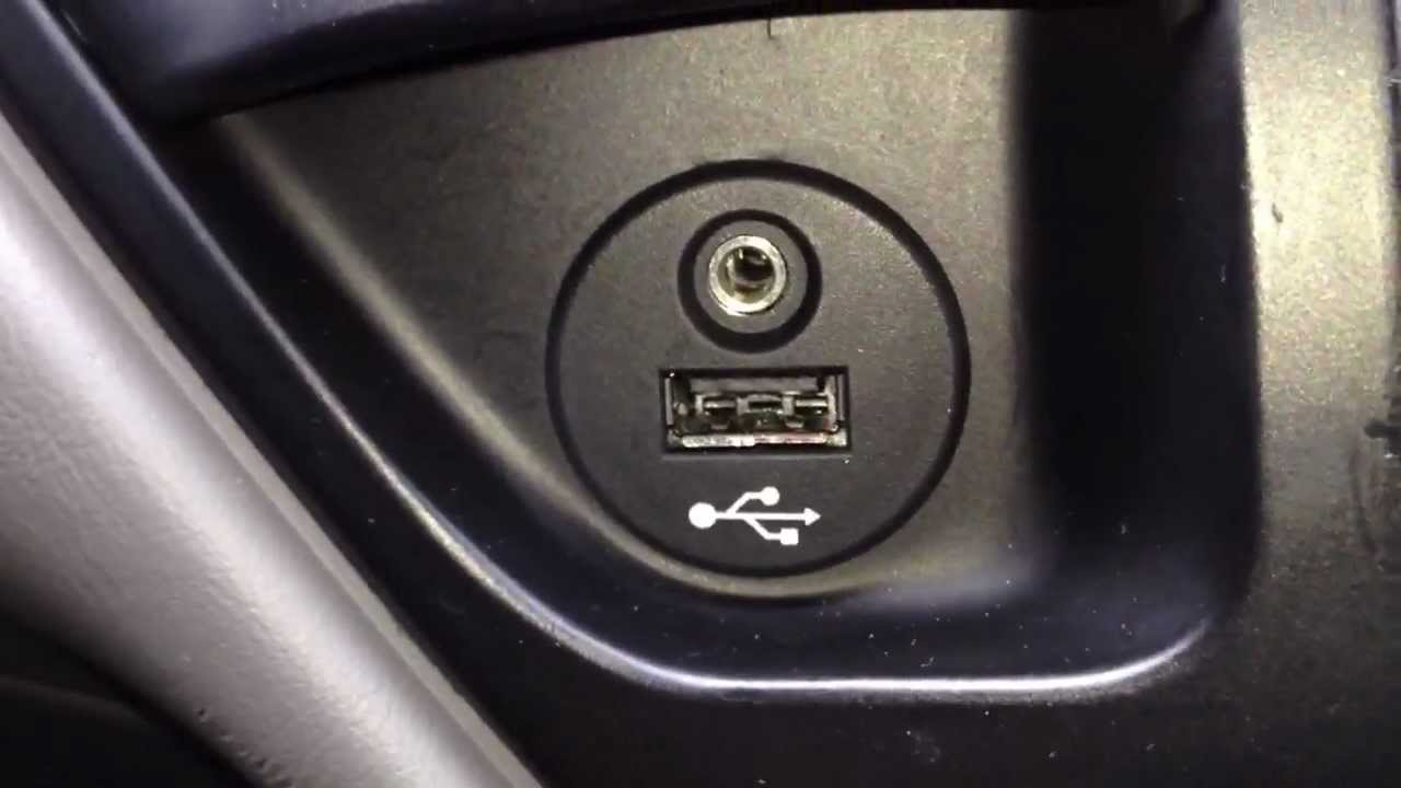 Replace Power Outlet with USB AUX Jack on Ford Focus or ...