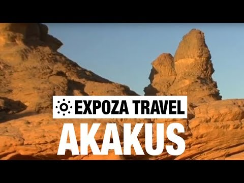 Akakus Travel Guide