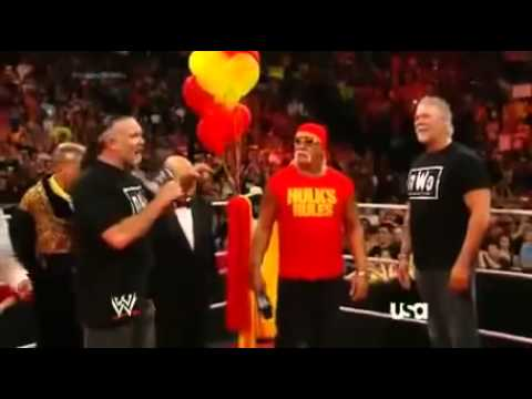 Hulk Hogan's Birthday Celebration
