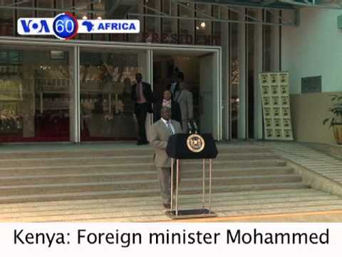 French Foreign Minister Fabius promises to increase French troops in CAR VOA60 Africa 10-15-2013