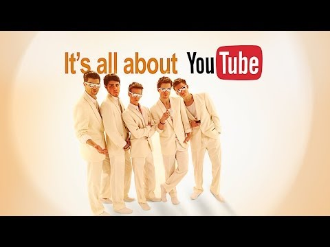 The YouTube Boy Band - it's all about you(tube)