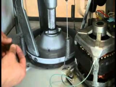How To Replace Springs And Snubber Ring On Maytag Washer