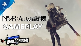 NieR: Automata - 29 perc játékmenet