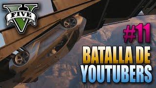 GTA V Online Lo Veo! Stunts Montaje :P Batalla De