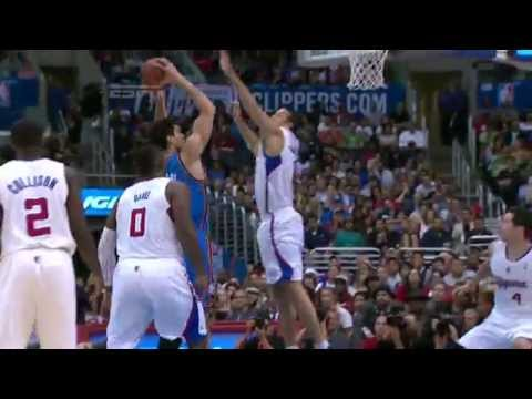 Dunk Mix: Clippers vs. Thunder