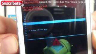 Samsung Galaxy Ace 4 Lite Duos Como Hacer Un Hard Reset SM