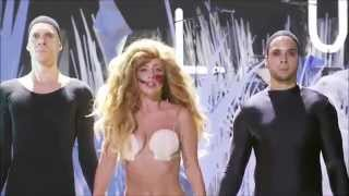 Lady Gaga - Applause Live MTV VMAs 2013 (HD)