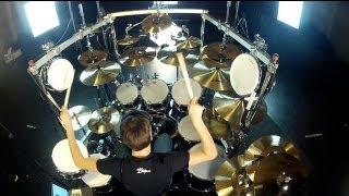 400th Video The MEGA Kit Drum Solos/Jams