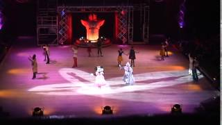 "Disney on Ice ""Let's Celebrate"" - Prince & Princess Part"
