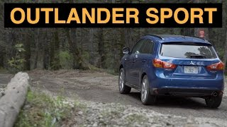 2015 Mitsubishi Outlander Sport - Off Road And Track Review - Duration: 5:34.