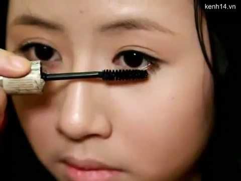 Xem Quỳnh Anh Shyn mặt mộc và sau khi trang điểm