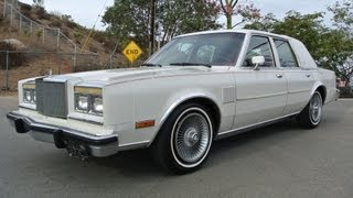 1986 Chrysler Fifth Avenue 1 Owner M body Mopar 5.2 318 V8 5th Ave Classic Youngtimer