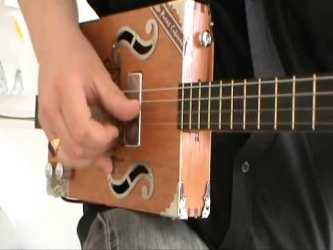 String cigar box guitar the cbg jam youtube