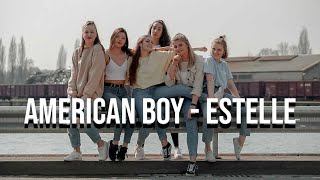 American Boy - Estelle | Choreography By Michelle