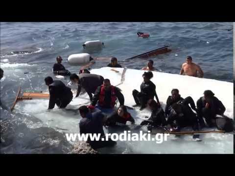 البحر الأبيض المتوسط يسجل أكبر فاجعة في تاريخ الهجرة