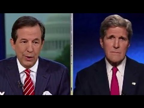 John Kerry Caught on a Hot Mic...Or Was He?