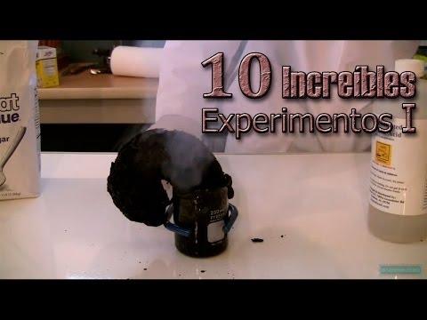 10 Increíbles Experimentos I