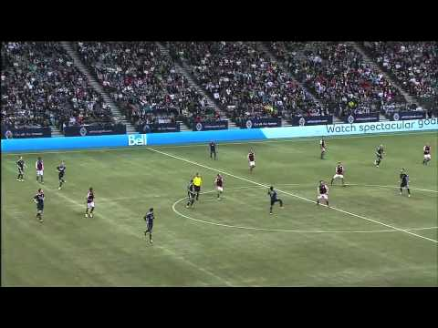 Darren Mattocks goal vs. Colorado Rapids
