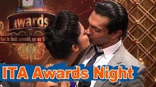 Karan And Jenny At ITA Awards