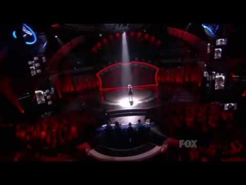 Siobhan Magnus - Paint it Black - Performance at American Idol 2010 WS