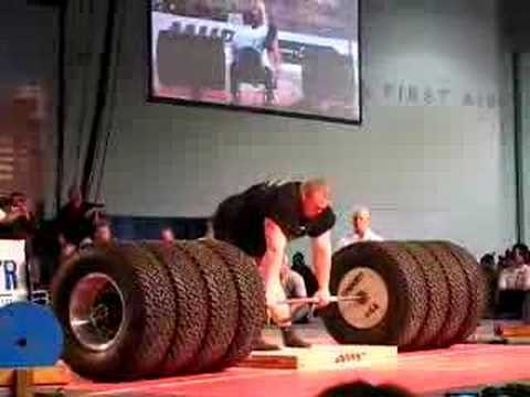 Benedikt Magnusson 1100 Pound Deadlift World Record!!